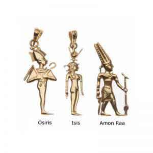 Amon Raa and Egyptian Kings Pendant