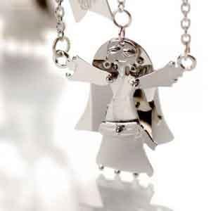 Handmade Silver El Gahzeyya Pendant