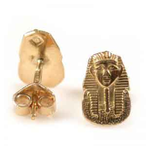 King Tut Earring