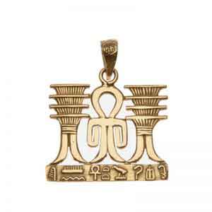 Knot of Isis Pendant - Egyptian Jewelry