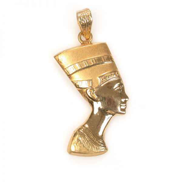 Nefertiti 18K gold