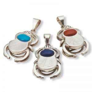 Scarab silver Jewelry
