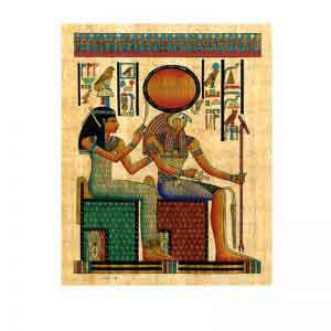 Amemhet and Ra-Horakhty Papyrus