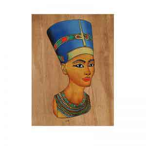 Head of Nefertiti Papyrus
