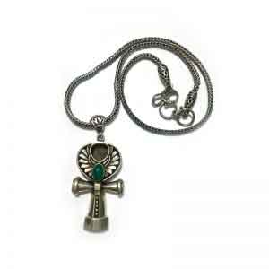 Sterling silver Ankh (Key of life) Pendant