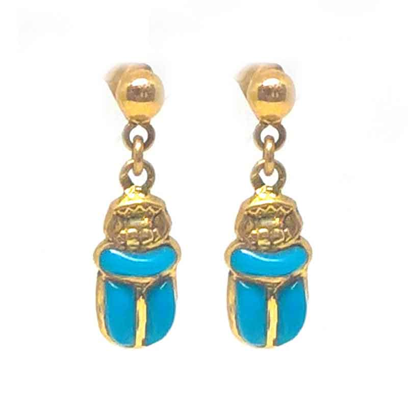 earrings ancient egyptian aju nk university