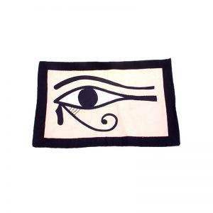 Egyptian Handmade Cotton Eye of Horus Wall Hanger
