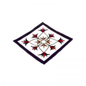 Handmade Cotton cushion - Egyptian Khayamiya
