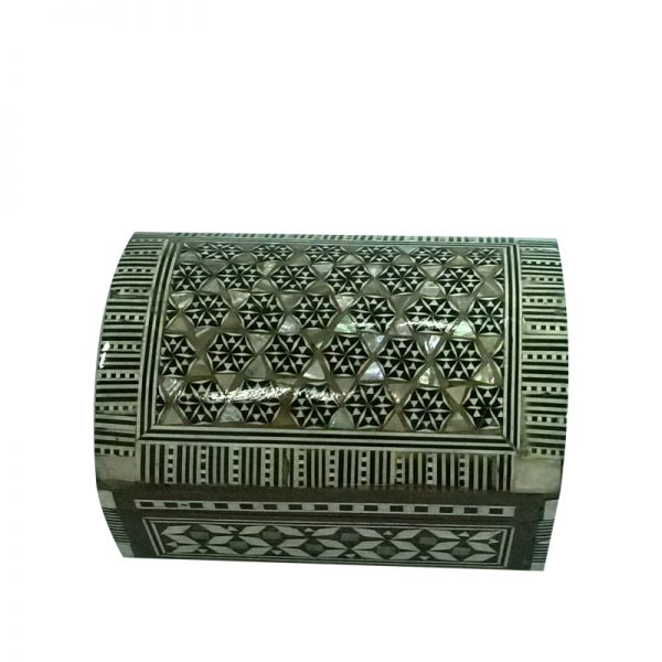 Mother Of Pearl Tomb Jewelry Box
