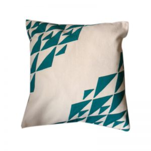 Contemporary Egyptian Khayameya ( Appliqué) Throw Pillow Cover